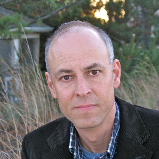 Photograph of David Shenk